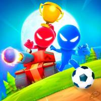 Stickman Party 1 2 3 4 Player Games Free Mod Apk + Download