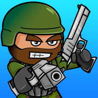 Doodle Army 2 Mini Militia Mod APK V5.3.4 Unlimited Everything Download