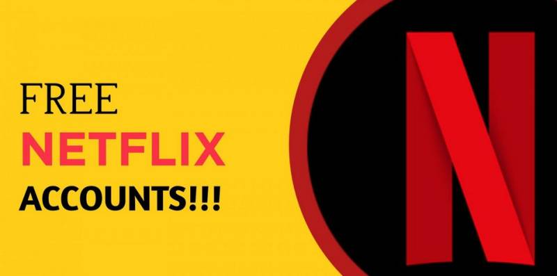 Free Netflix Accounts With Email And Password [100% Working]