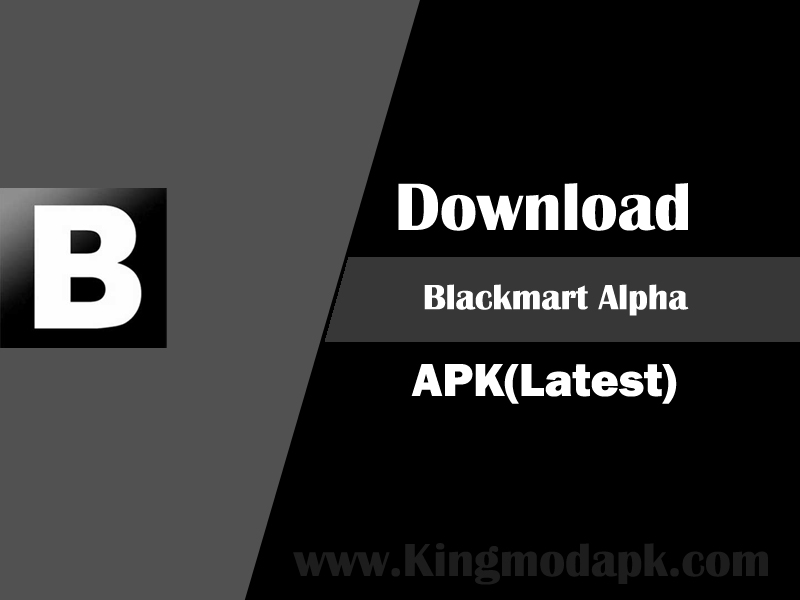Blackmart alpha apk latest version