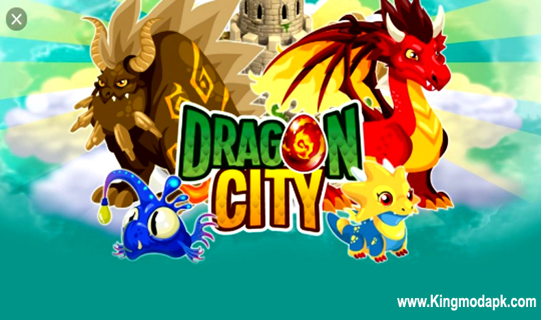 Dragon City Mod APK Unlimited Gems And Money v9.10.0 for Android