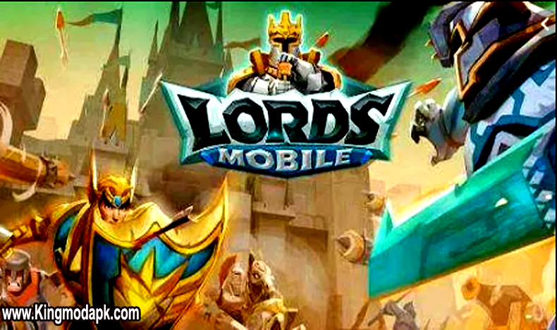 Lords Mobile Mod APK v2.17 Hack unlimited gems For Android Download
