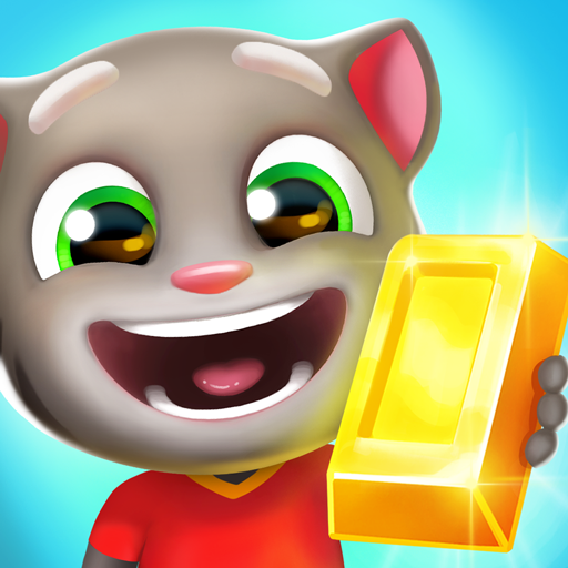 Talking Tom Gold Run Mod Apk + Hack + Unlimited Coins and Diamonds