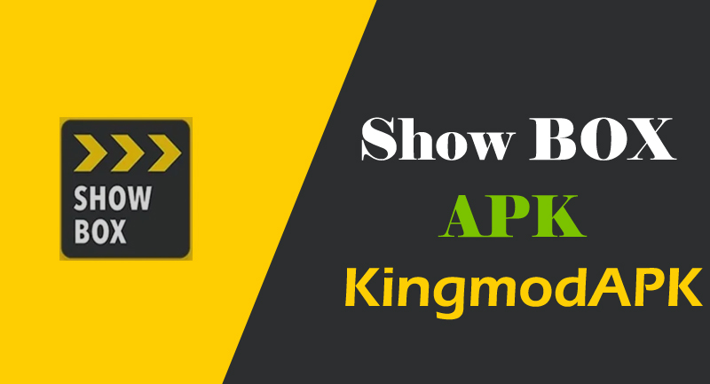 Showbox APK 5.35 Latest Version Free Download for Android, IOS, PC
