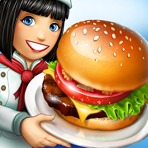 Cooking fever Mod APK v7.0.1 Hack Unlimited Money and Gems Android