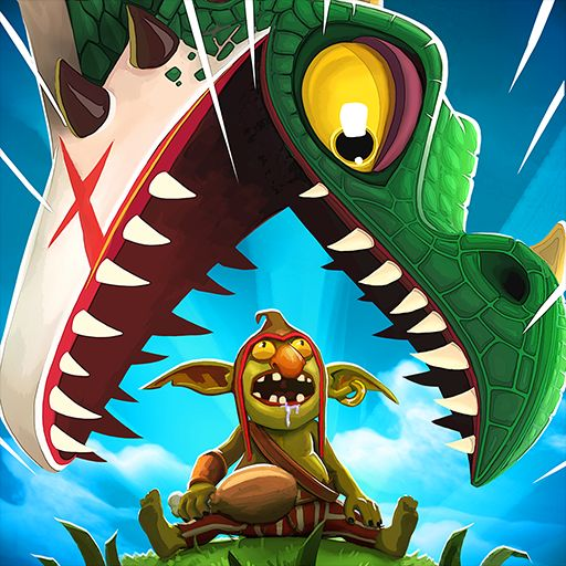 Hungry Dragon Mod Apk v2.7 Unlimited Money and Gems