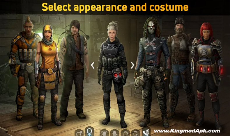 Dawn of Zombies Survival After The Last War Apk