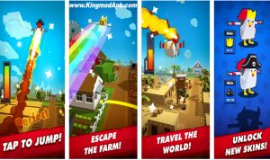 Jetpack Chicken – Free Robux for Rbx Platform Mod Apk