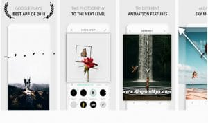 VIMAGE Cinemagraph and Living Image Animation Apps Premium Mod APK