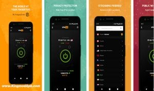 VPNhub Best Free Unlimited VPN Secure Wi-Fi Proxy Premium Mod APK